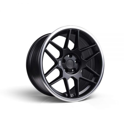 3SDM wheels 0.09 Satin Black Polished Lip
