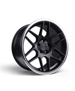 3SDM wheels 0.09 Satin Black Polished Lip