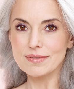 zachte makeup oudere dames