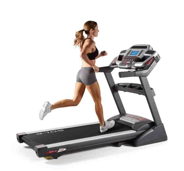 Sole Fitness F80 Folding Treadmill Review - treadmill for fat people