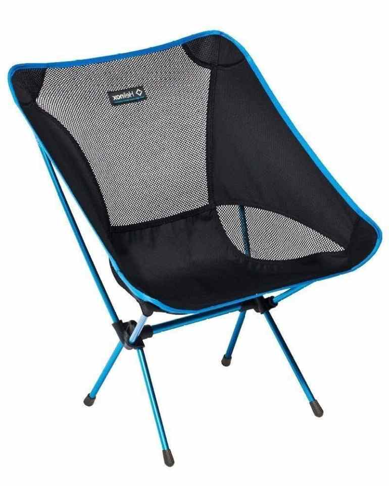 Big Agnes - Helinox - Chair One beach chairs for plus size people