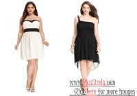 Dresses Plus: White Dresses Juniors Plus Size