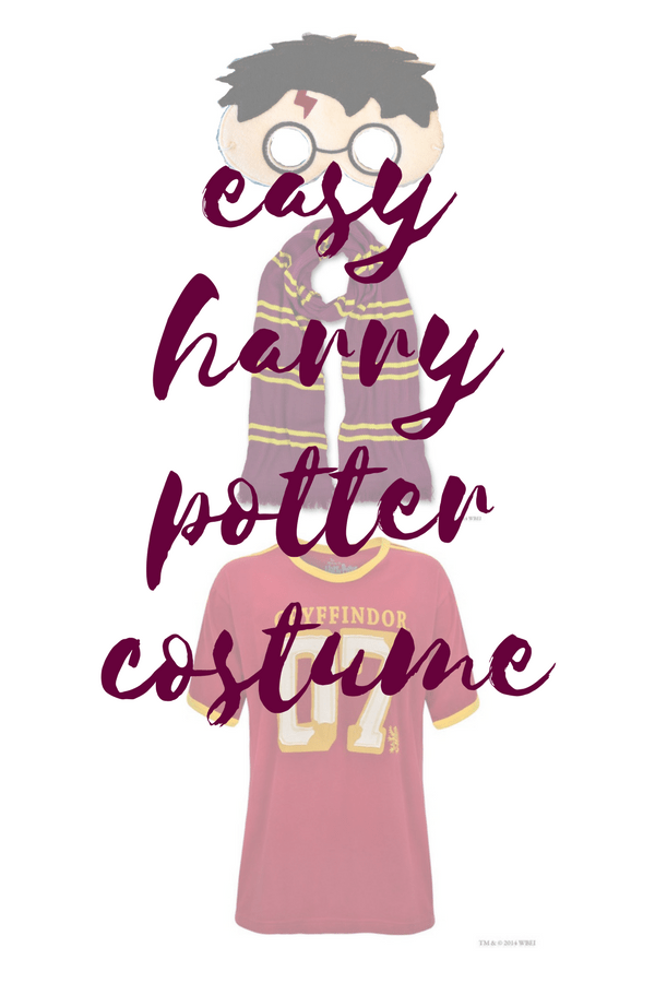 Easy Plus Harry Potter Costume
