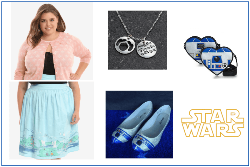 Spring Star Wars Plus Size Outfit