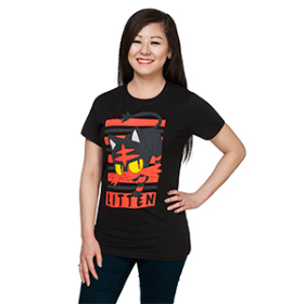 ThinkGeek Litten Tshirt