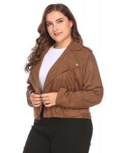 Plus Size Jacket