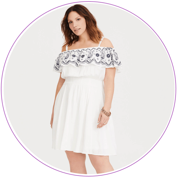 Plus Size Star Wars Dress for Solo