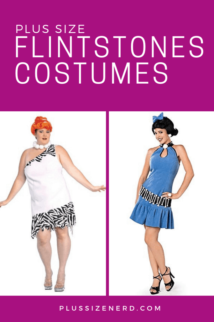 Plus Size Flintstones Costumes