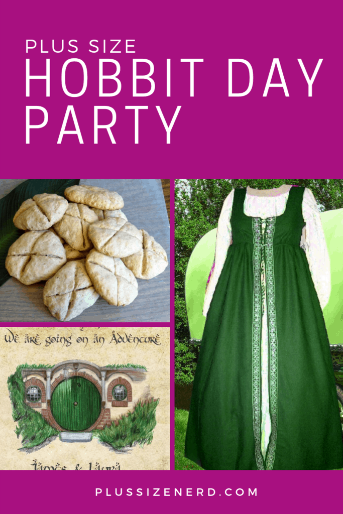 Hobbit Day Food, Clothes and Activities