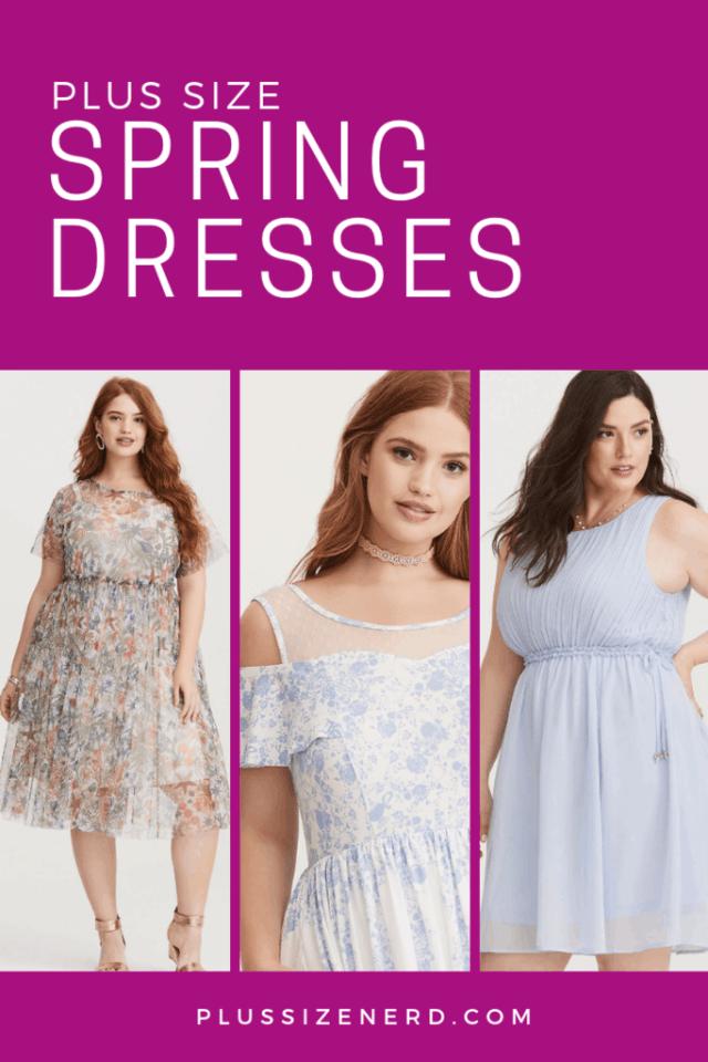 Plus Size Disney Dresses for Spring - Plus Size Nerd