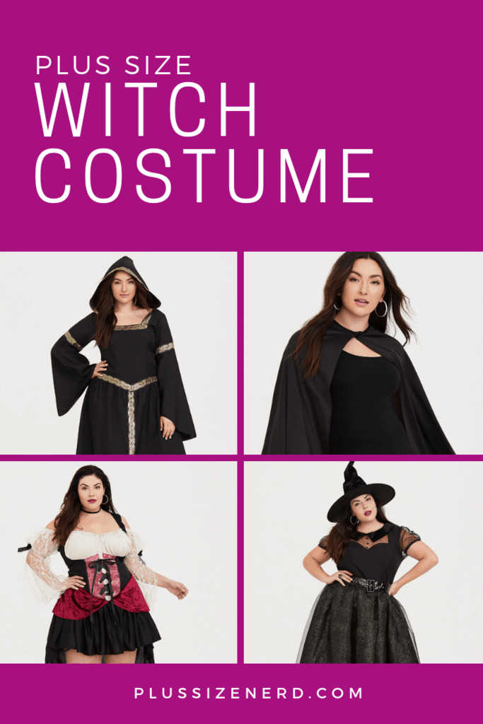 Plus Size Witch Costumes