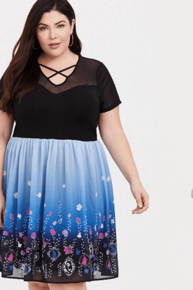 Plus Size Disney Dress