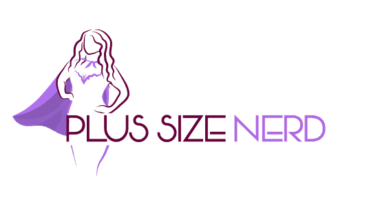 Plus Size Nerd Transparent Logo