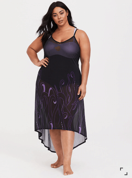 Plus Size Ursula Cover Up