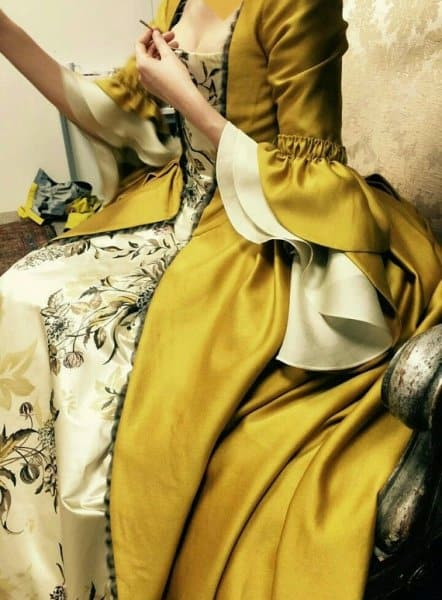 Claire Fraser Gown