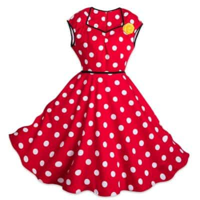 Plus size DisneyParks Minnie Mouse Dress