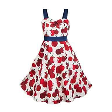 Plus size DisneyParks Snow White Apple Dress