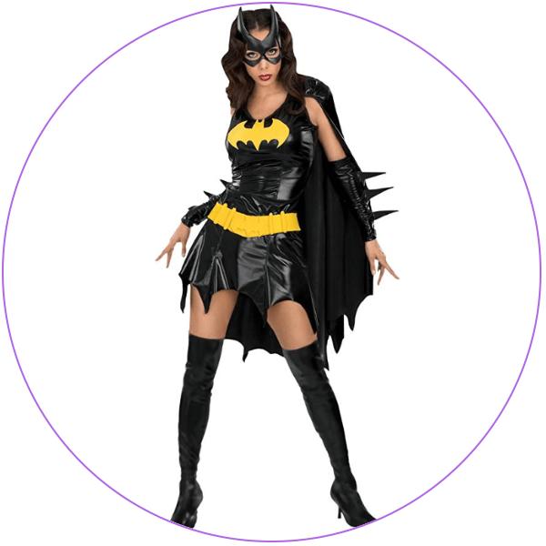 Plus Size Batgirl Shiny