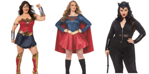 Plus Size DC Costumes Featured
