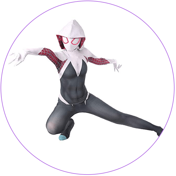 Plus Size Spider Gwen