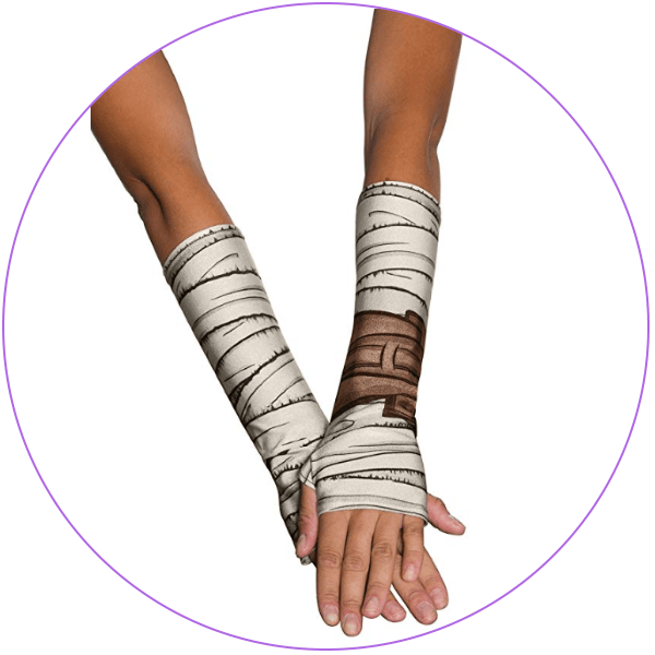 Rey Fingerless Gloves