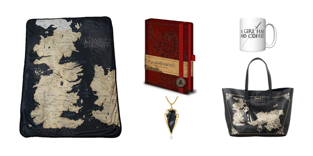 Game of Thrones Gift Guide for Plus Size Women