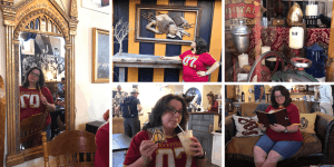 Harry Potter Coffee Shop Muggle's Mug