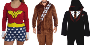 Plus Size Onesie Pajamas