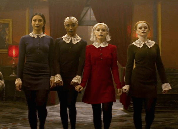 Sabrina and the Weird Sisters