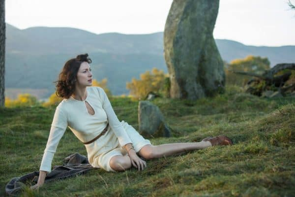 Claire Fraser Casual Cosplay