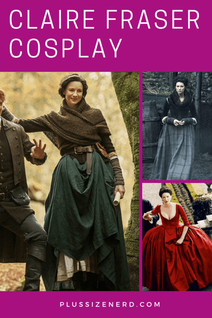Claire Fraser Cosplay