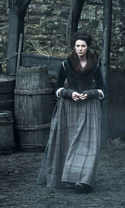 Claire Fraser Season 1