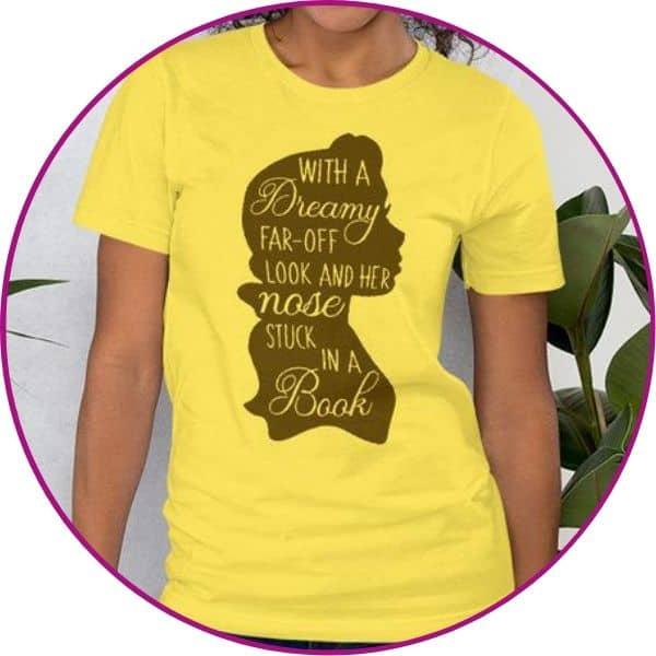 Plus Size Belle Shirt
