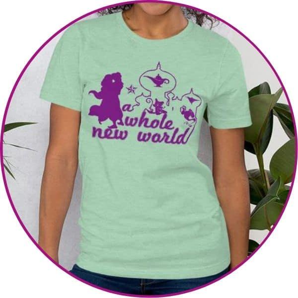 Plus Size Jasmine Shirt