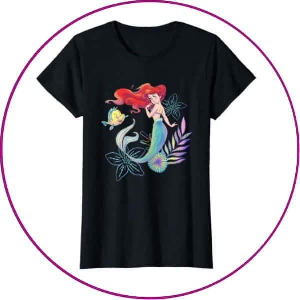 Plus Size Ariel T-shirt