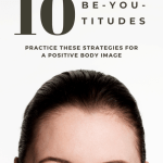 10 Be-You-titudes