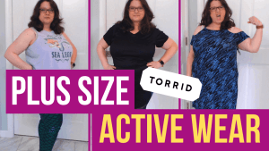 Torrid Plus Size Activewear