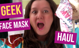 Cloth Face Masks for Geeks