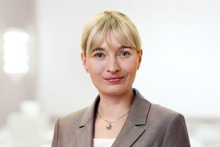 Miriam Rothmund  Rechtsanwltin  PLUTA Rechtsanwalts GmbH