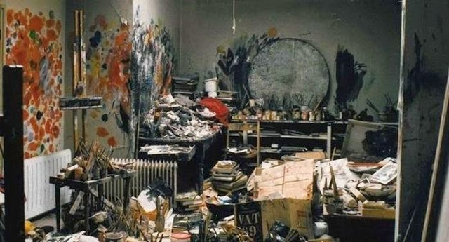 The Workspace of Francis Bacon