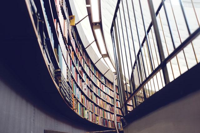 Een schop onder de kont van de boekindustrie