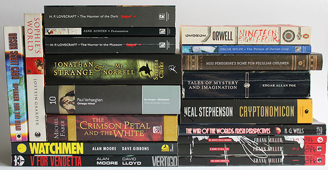 september read-a-thon to-be-read list: possible books to read during the read-a-thon