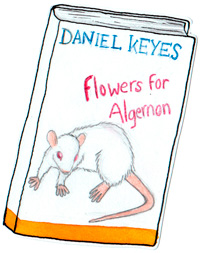 Favourite books - Flowers for Algernon