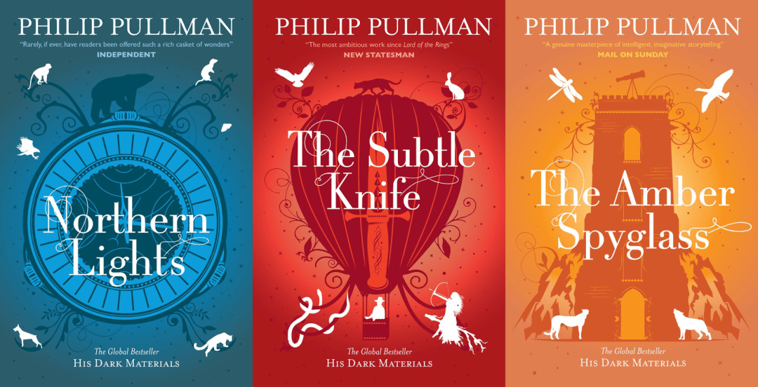 Books I want to read in 2016: His Dark Materials