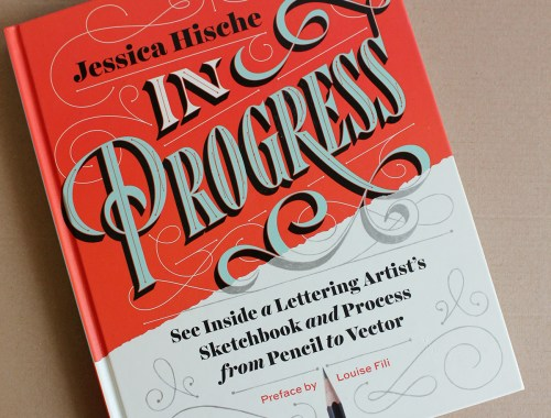 Book review: In Progress by Jessica Hische