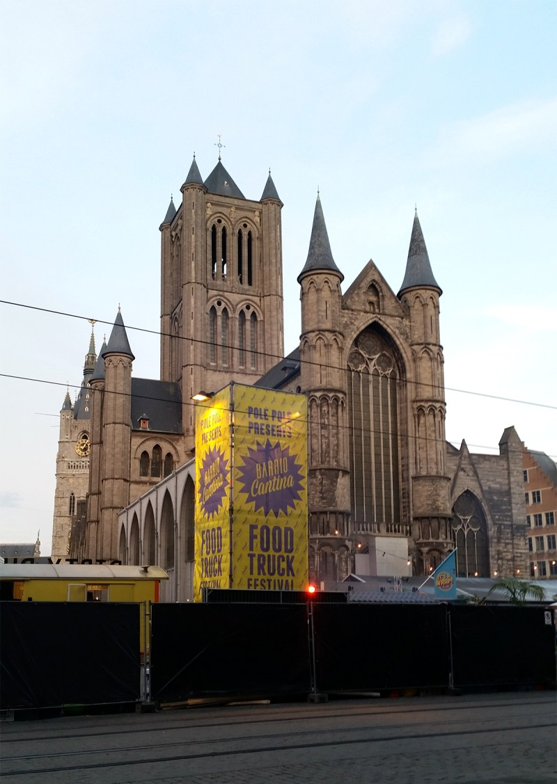 28 in 28 - Become a inhabitant of Ghent