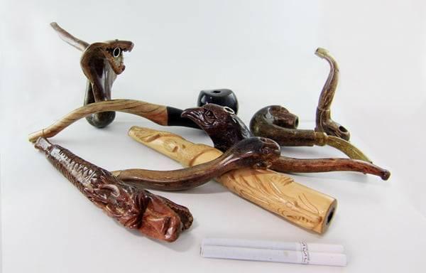 Pipa Rokok / Padudan/ Cangklong