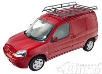 Peugeot Partner Origin Rhino Van Roof Rack Twin Rear Door ...
