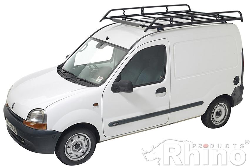 Renault Kangoo Original Rhino Van Roof Rack Twin Rear Door
