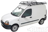 Renault Kangoo Original Rhino Van Roof Rack Twin Rear Door